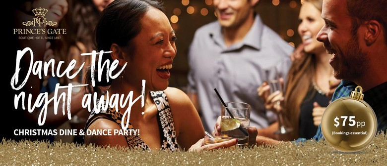 Christmas Dine & Dance Party