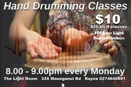 Image for event: Contemporary Hand Drumming