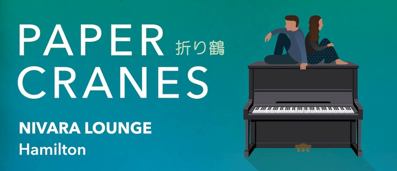 Paper Cranes Continue the Voices Tour (Full Band)