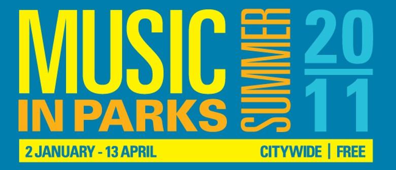 Music in Parks - Anika Moa, Autozamm, Julia Deans