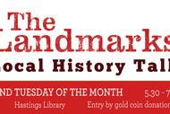Landmarks Local History Talk - Dr Richard Luke