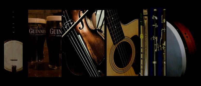 Trad Irish Music Session