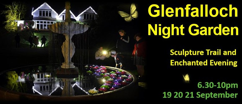 Glenfalloch Night Garden