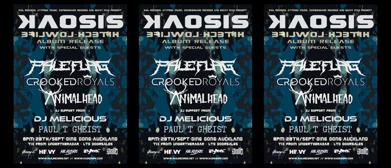 Kaosis: Hitech - Lowlife Release Party