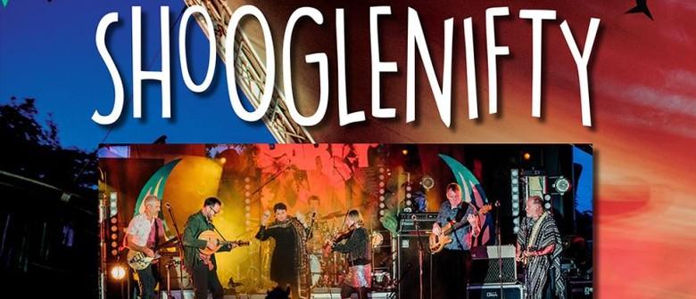 Shooglenifty Edinburgh Scotland Aotearoa Tour Spring 2019