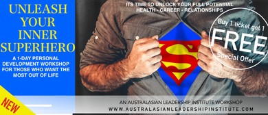 Unleash Your Inner Superhero:A Personal Development Workshop