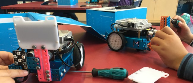 Coding and Robotics Trial for Kids