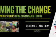 Image for event: Living the Change - Movie Screening