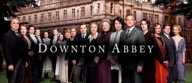 Age Concern Hawke's Bay Inc Downton Abbey Fundraiser