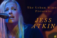 Saturday Night Session with Jess Atkin