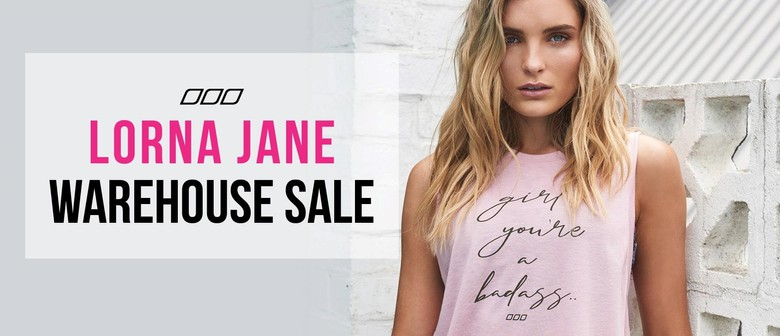Lorna Jane Warehouse Sale