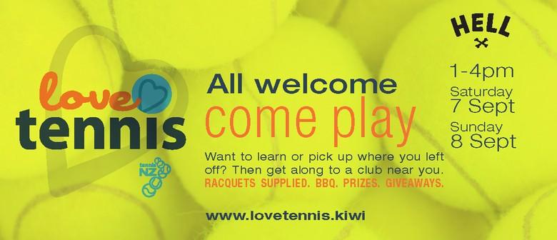 Love Tennis Weeked