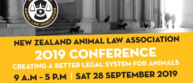 New Zealand Animal Law Conference 2019