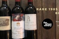 Rare 1985 Bordeaux Tasting