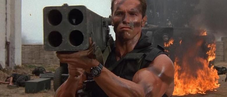 Commando (35mm Presentation)