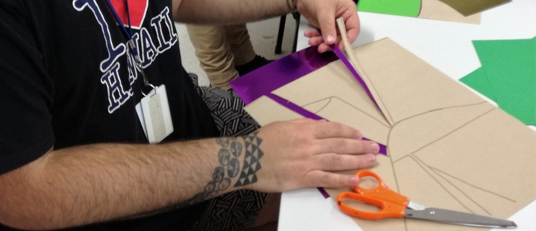 Drawing with Scissors