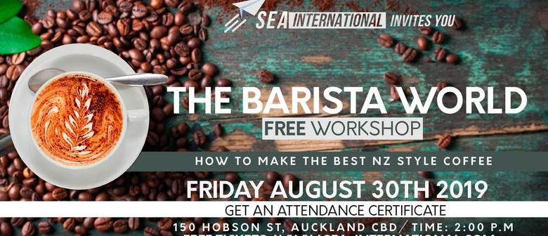 The Barista World - Workshop