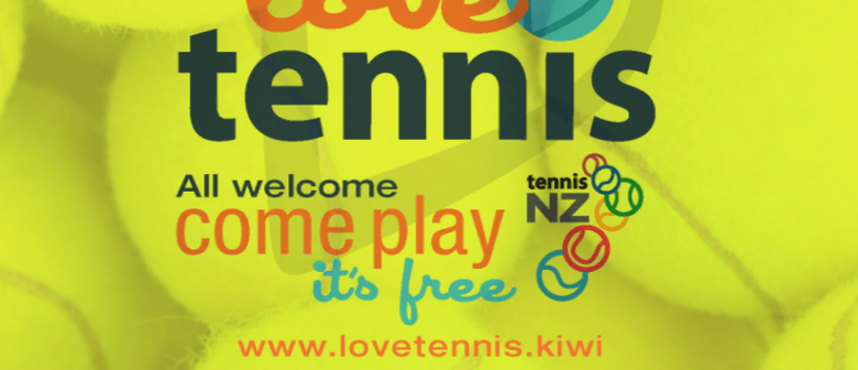 Love Tennis - All Welcome to Play