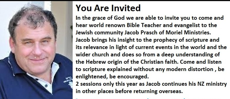 Jacob Prasch International Bible Teacher