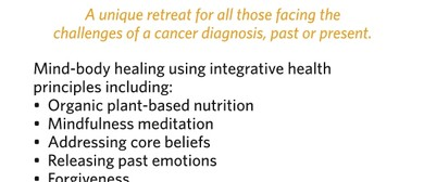 Aratika Cancer Trust 5-Day Wellbeing Retreat