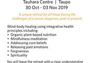 Aratika Cancer Trust 5-Day Wellbeing Retreat