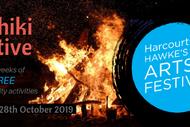 HBAF 2019 Presents - Waiohiki Creative Wood Kiln Firing