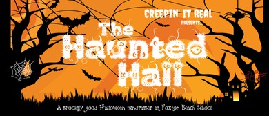 Creepin' It Real Presents: The Haunted Hall