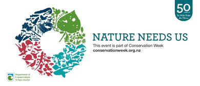 Conservation Week Guided Ranger Walk