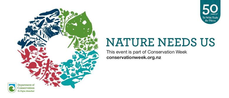 Conservation Week Guided Ranger Walk