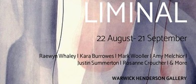Liminal - A Winter Group Show