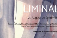 Image for event: Liminal - A Winter Group Show