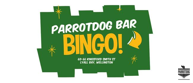 Parrotdog Bar Bingo