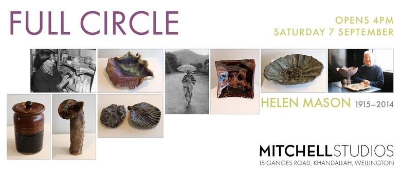 Full Circle: Helen Mason Pottery