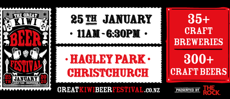 The Great Kiwi Beer Festival