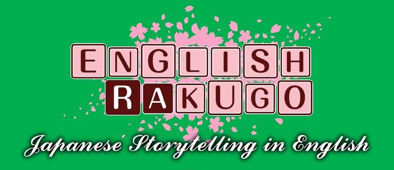English Rakugo: Japanese Comedy Storytelling in English
