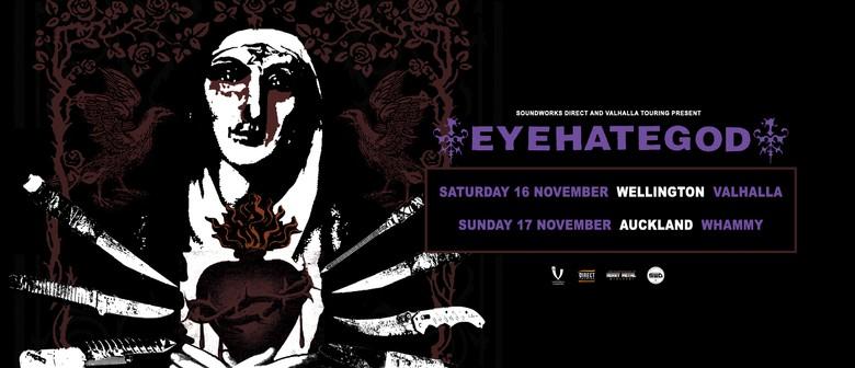 Eyehategod NZ Tour - Wellington