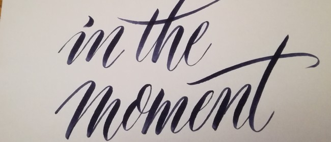 Casual Brush Calligraphy Class