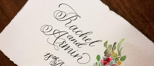Introduction to Modern Calligraphy