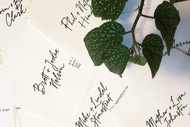 Image for event: Two Evening Modern Calligraphy Workshop