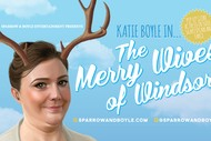 Image for event: Katie Boyle in The Merry Wives of Windsor