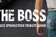 Image for event: The Boss- Bruce Springsteen Tribute Show