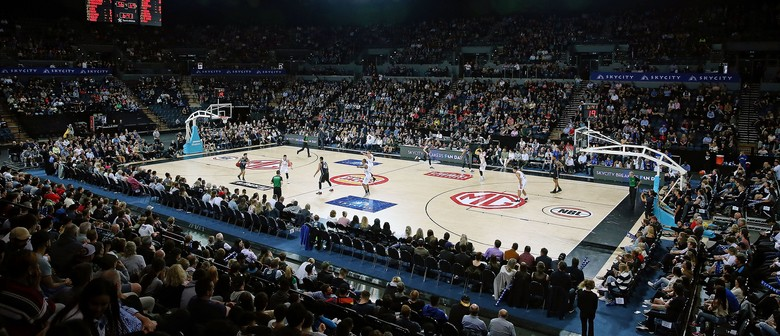 SKY Sport Breakers vs Melbourne United