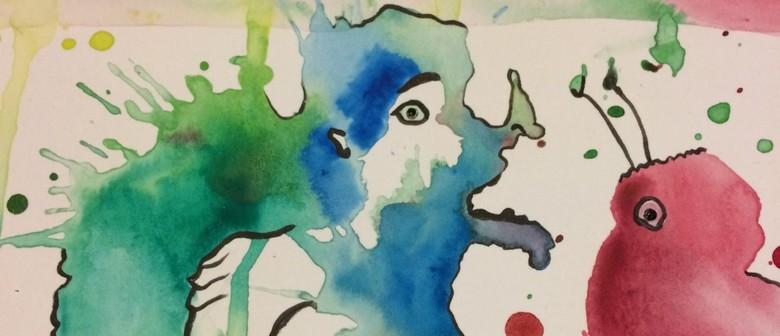 Watercolour Creatures Workshop