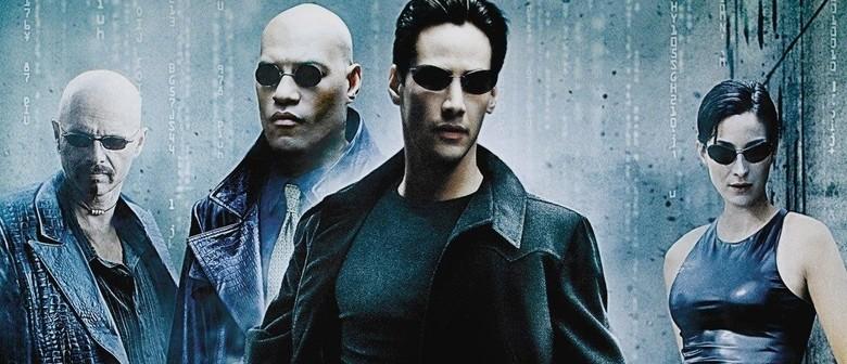 Outdoor Movie Night: The Matrix (20th Anniversary Screening)