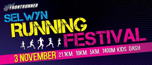 The Frontrunner Selwyn Running Festival