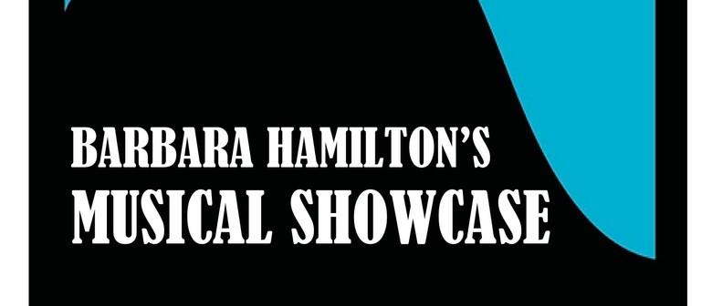 Barbara Hamiltons Musical Showcase