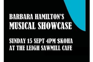 Image for event: Barbara Hamiltons Musical Showcase