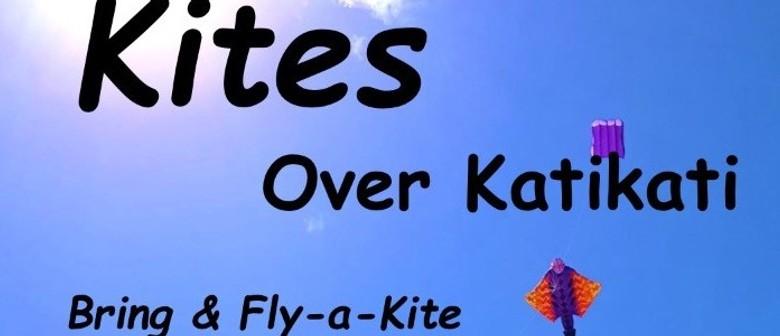 Kites Over Katikati