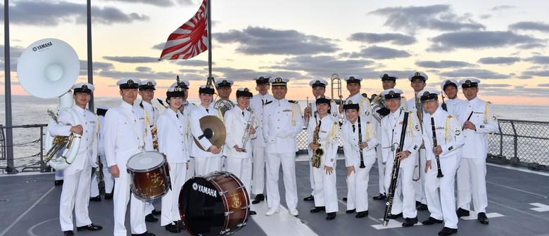 Royal NZ Navy & Japan Maritime Self-Defence Force Bands