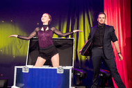 Image for event: Magic Show With Mike Lindsay
